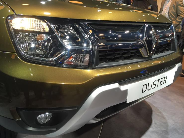 Renault Duster Facelift 2