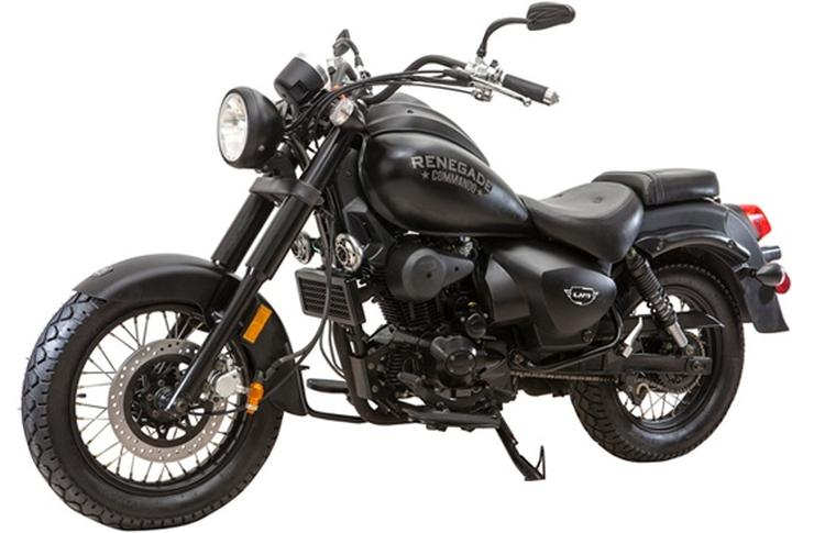 Renegade Commando 350 could be India's least priced V-Twin cruiser