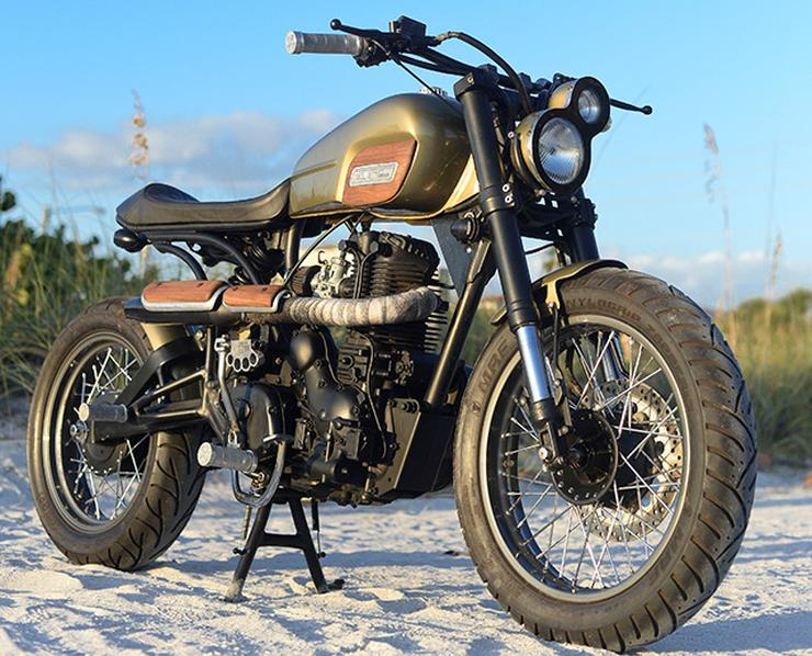Royal Enfield 8 1