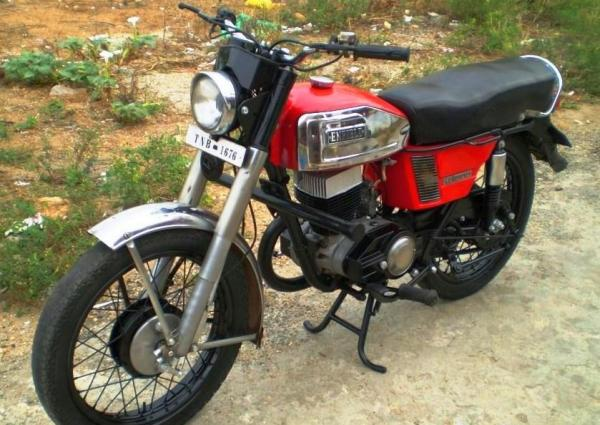 Royal Enfield Mini Bullet 200