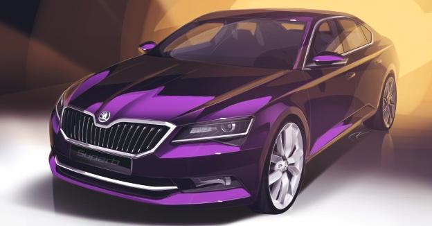 All-new Skoda Superb luxury saloon launched