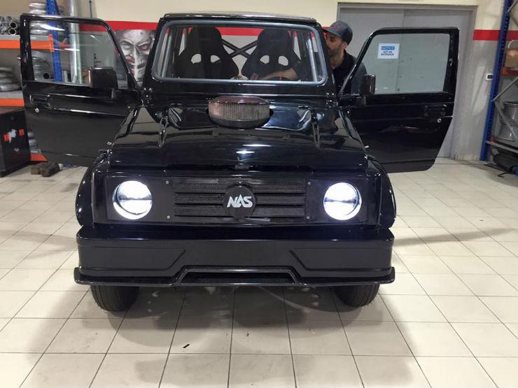 Suzuki Samurai 1