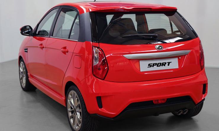 Tata Bolt Sport 2