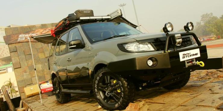 Tata Safari Storme Tuff 2
