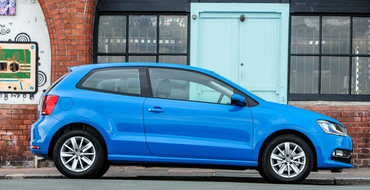 Volkswagen Polo Three Door