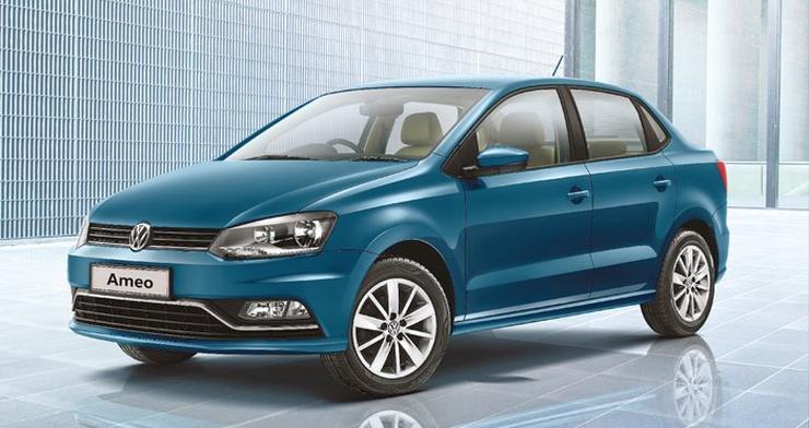 Meet India's least priced Volkswagen car, the Ameo compact sedan