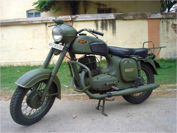 Indian motorcycles & scooters that DON'T know what depreciation is