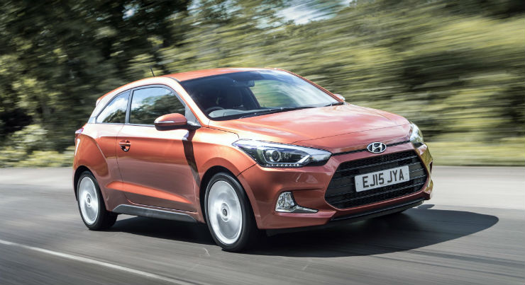 Hyundai i20 Coupe Three Door