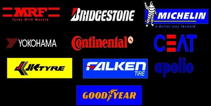 Car Tyre Brands