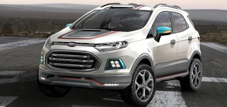 5 Hot Modified Ford Ecosports