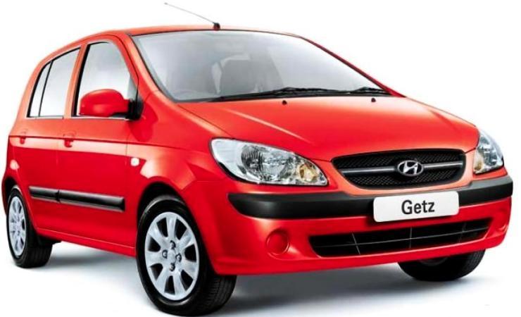 Hyundai Getz CRDI