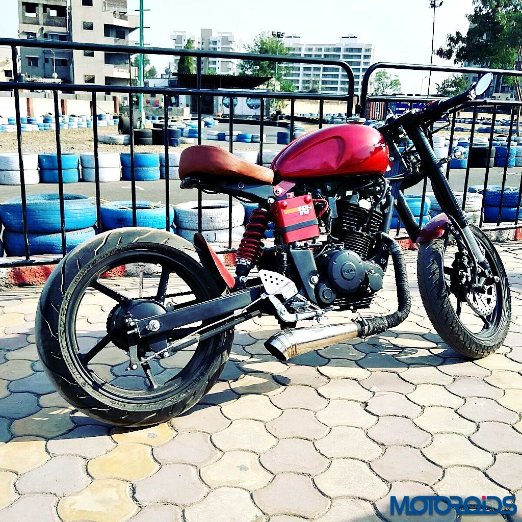 Free Flow Exhaust >> Unusual Bike Modifications from India