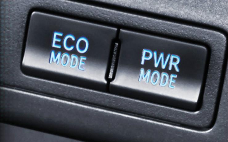 Innova Drive modes