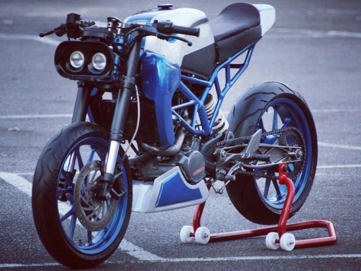 KTM Duke Sonic 200 3