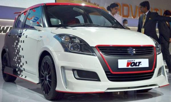 Maruti Swift 8