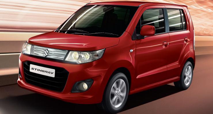 Maruti Wagon R Minor details cleared