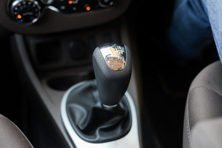 Renault Duster Facelift AMT Gear Lever