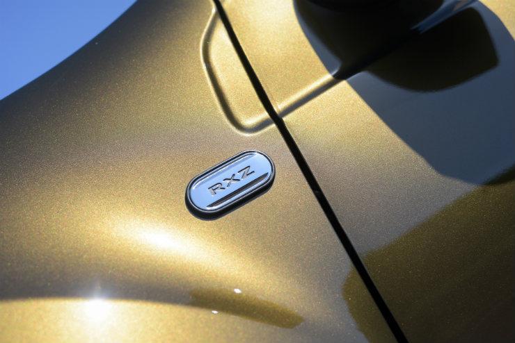 Renault Duster Facelift Variant Badging