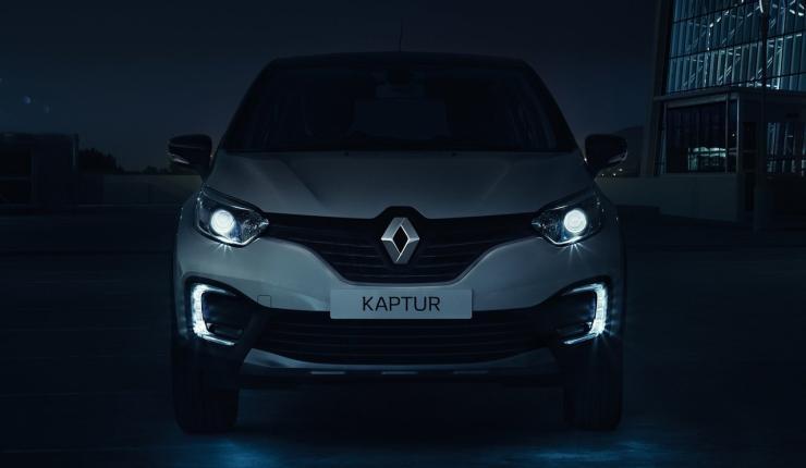 Renault Kaptur 5