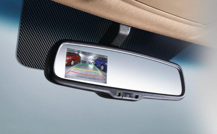 Reverse Parking Camera
