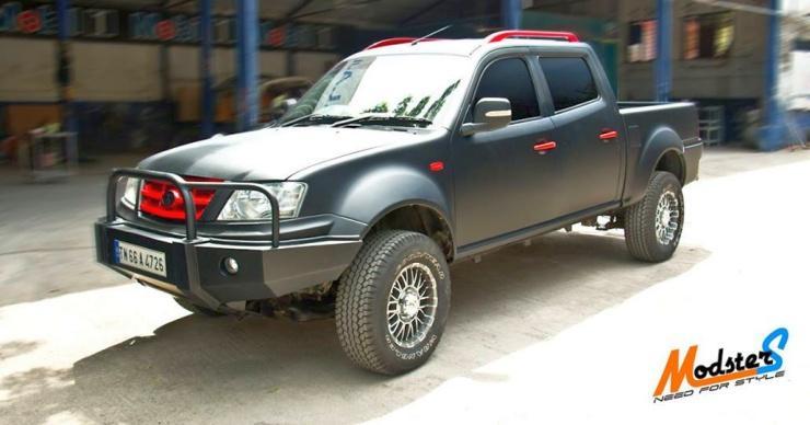 Tata Xenon Custom