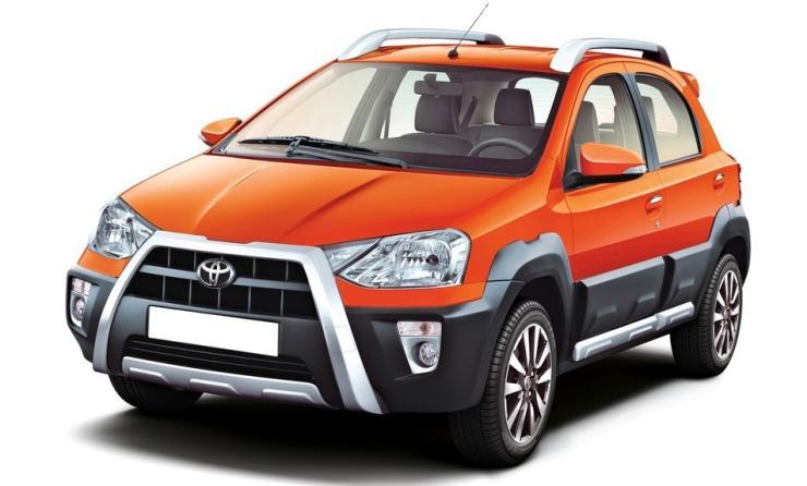 Toyota Etios Cross Dynamique