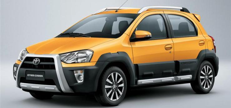 Toyota Etios Cross Sportivo