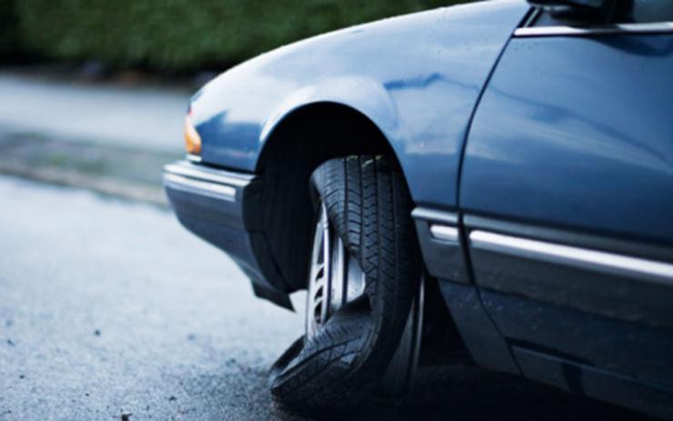 Tyre Burst