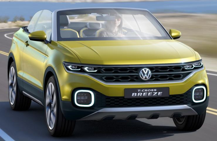 Volkswagen T-Cross Breeze 2
