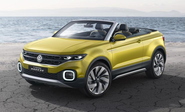 Volkswagen T-Cross Breeze 3