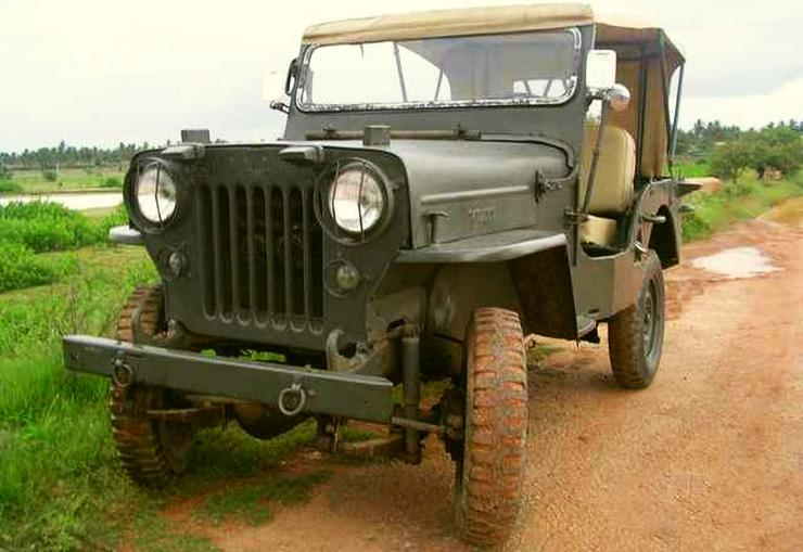Willys CJ3B