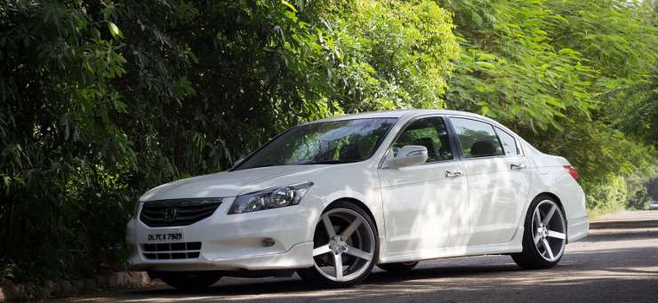 Honda Accord modified