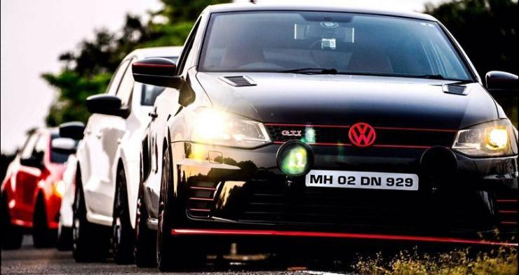 Tastefully Modified Volkswagen Polos Of India