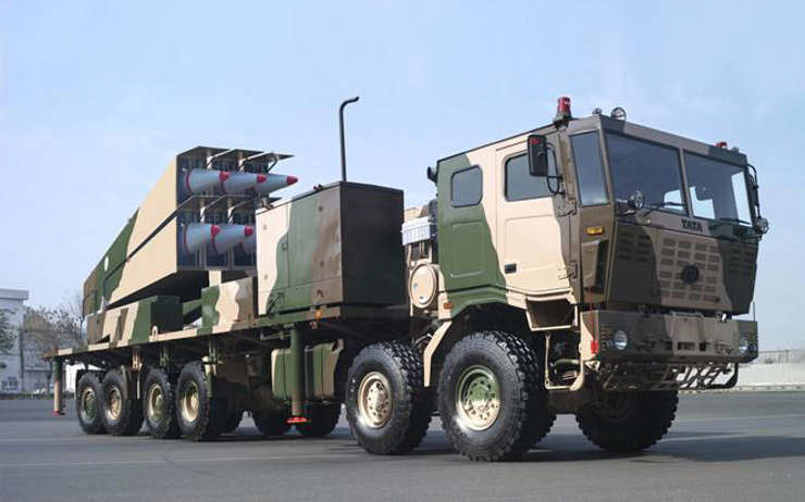 Continued: Badass Military Vehicles from Tata Motors