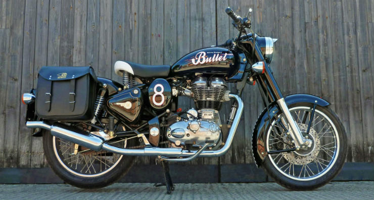 Continued: Bored of your Royal Enfield? Six practical/useful mods for your bike