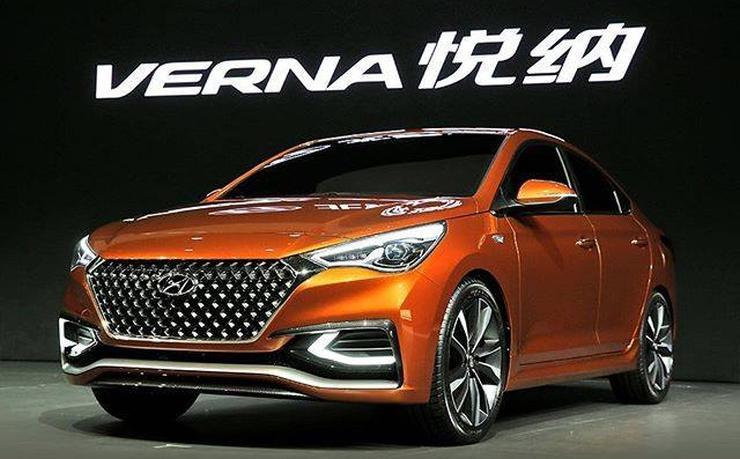 2017 Hyundai Verna 2
