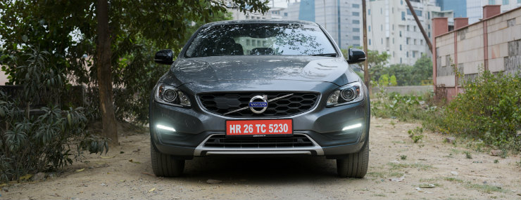 Volvo S60 Cross Country Front picture