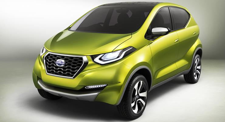 The Datsun Redi-GO, India's first Micro Crossover is here