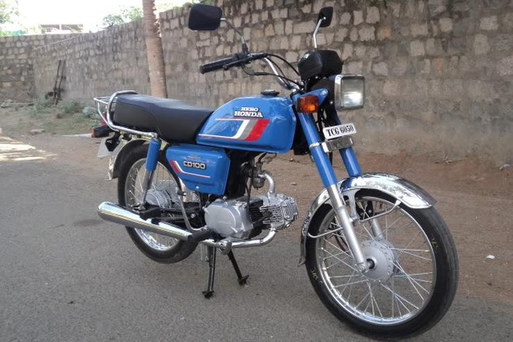 Hero Honda CD100