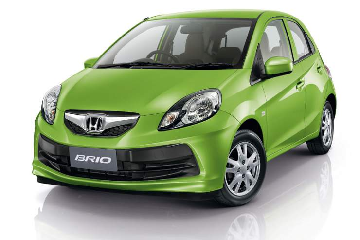 Honda-Brio-Automatic