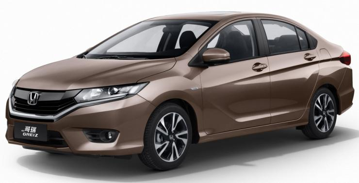 Honda Greiz 2