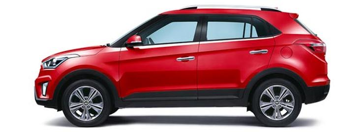 Hyundai Creta Profile