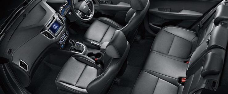 Hyundai Creta Seating