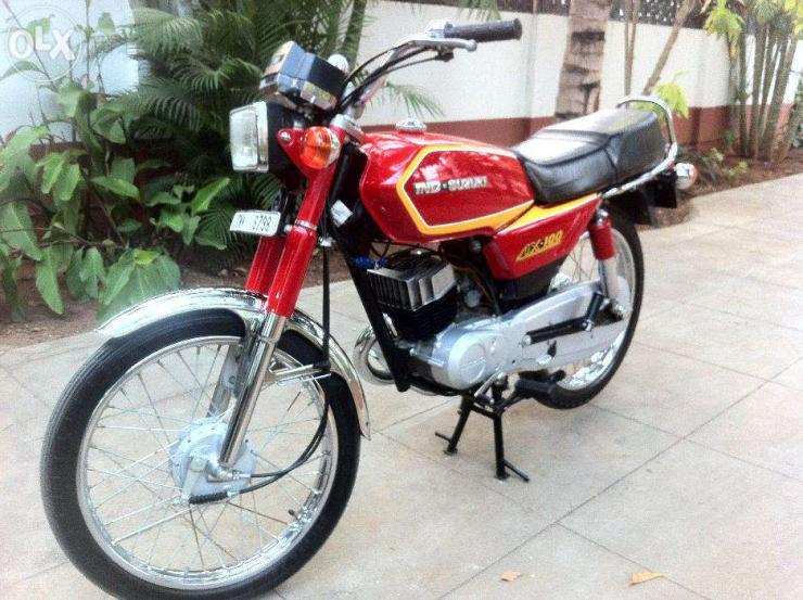 Ind Suzuki AX100