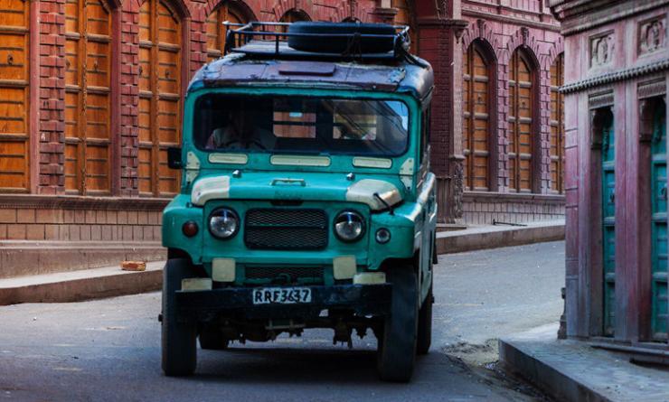 Forgotten SUVs of India