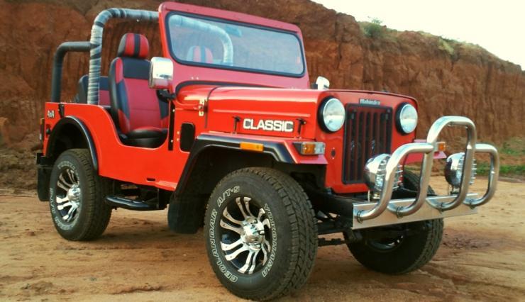 Mahindra Classic 4X4