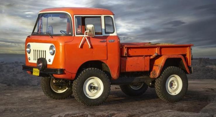Mahindra Jeep FJ