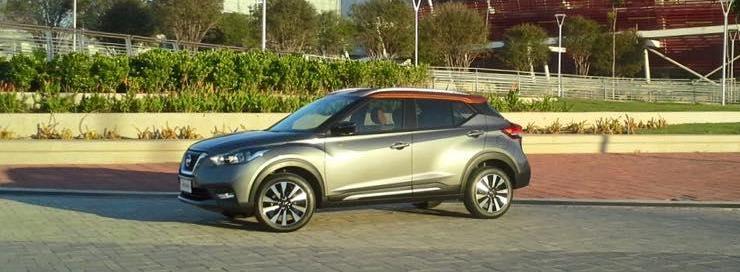 Nissan Kicks Compact SUV 8