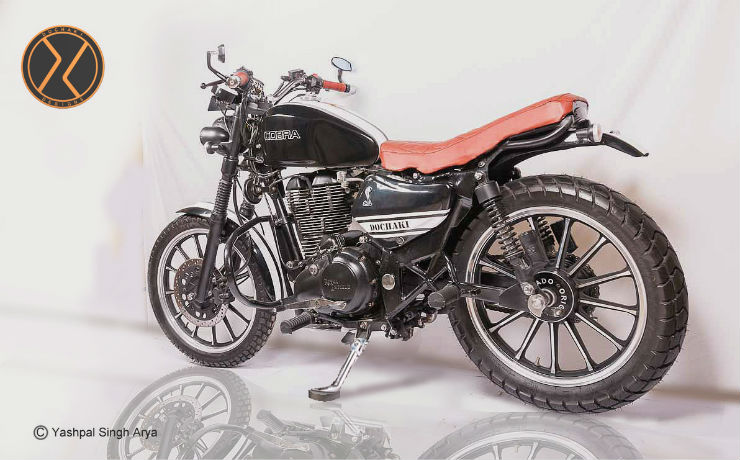 Bored of your Royal Enfield? Six practical/useful mods for your bike