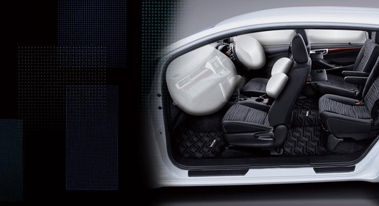 Toyota Innova Crysta 5